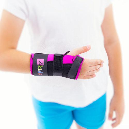 Orthèses du poignet